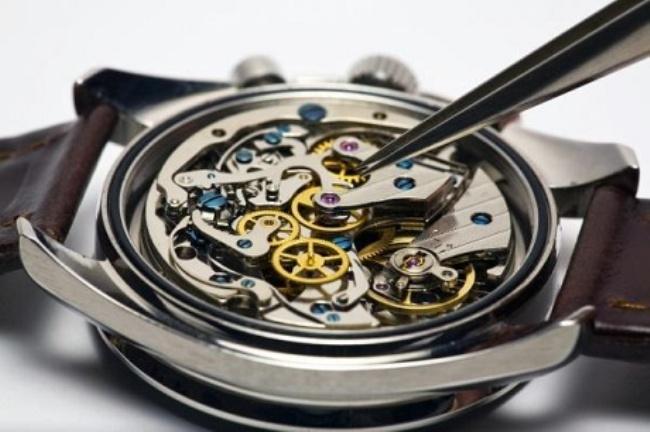 Більшість наручних механічних годинників використовують пружинний механізм  (баланс). Свого часу 5041919d69d97