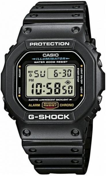 Casio DW-5600E-1VQ