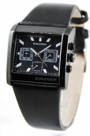 romanson dl6134mb black