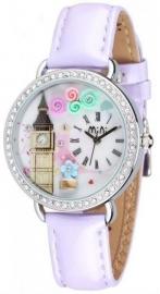 mini watch mn2007 silver