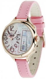 mini watch mn983 pink