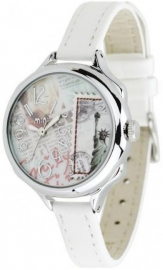 mini watch mn983 white