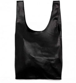 poolparty leather-tote
