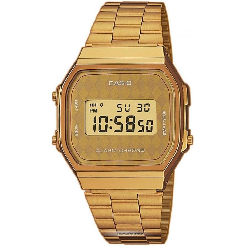 Часы Casio A168WG-9BWEF - купить мужские наручные часы. Цена на ... cf1ac22b0a1