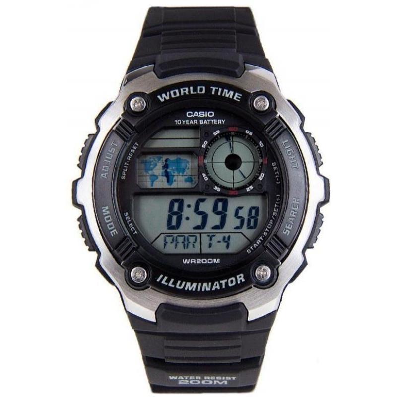 Casio AE-2100W-1A - купить наручные часы  цены, отзывы ... 1dcc71a08ef