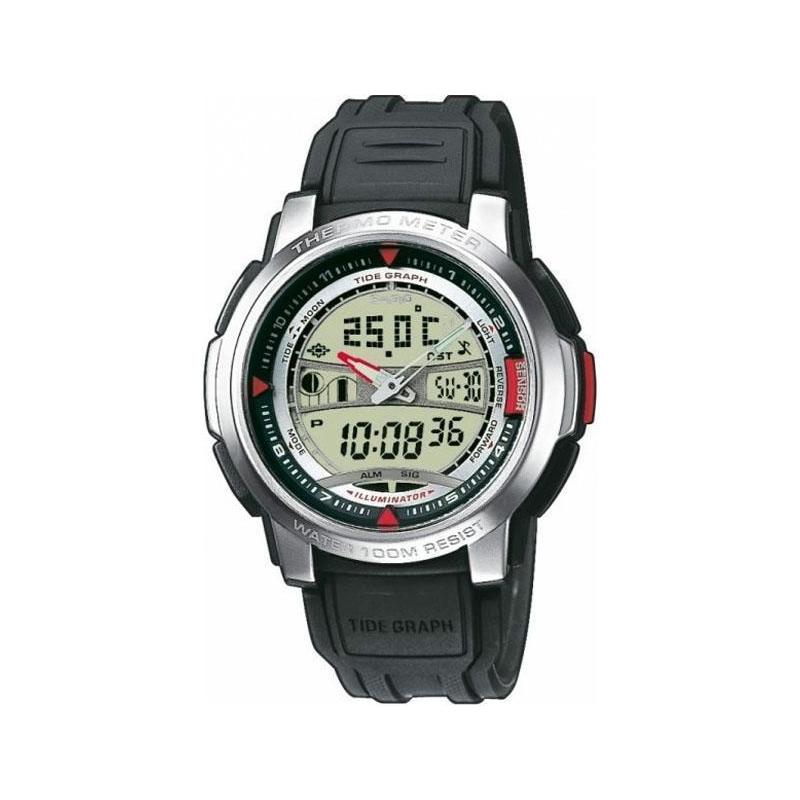 Купити чоловічий наручний годинник Casio AQF-100W-7BVEF c3b997bc3cf5d