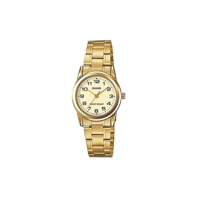 Купити жіночий наручний годинник Casio LTP-V001G-9BUDF b84f58bdd7af7