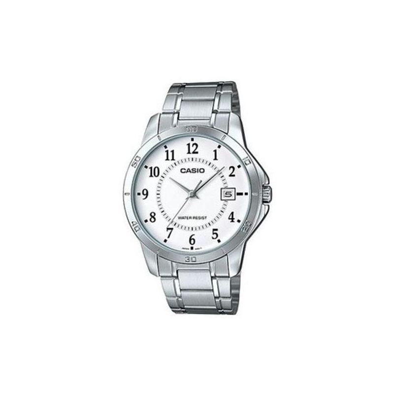 d279eaac Часы Casio MTP-V004D-7BUDF - купить мужские наручные часы. Цена на ...