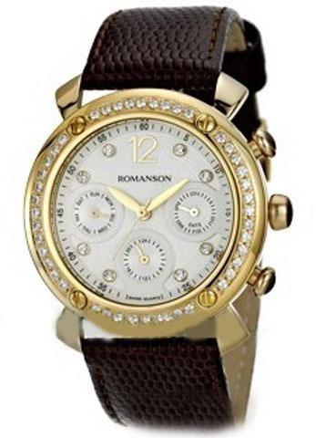 Часы Romanson, купить мужские и женские часы Романсон в