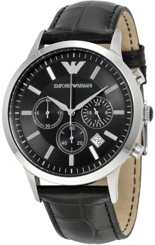 Купити чоловічий наручний годинник Armani AR2447 62aa58344a324