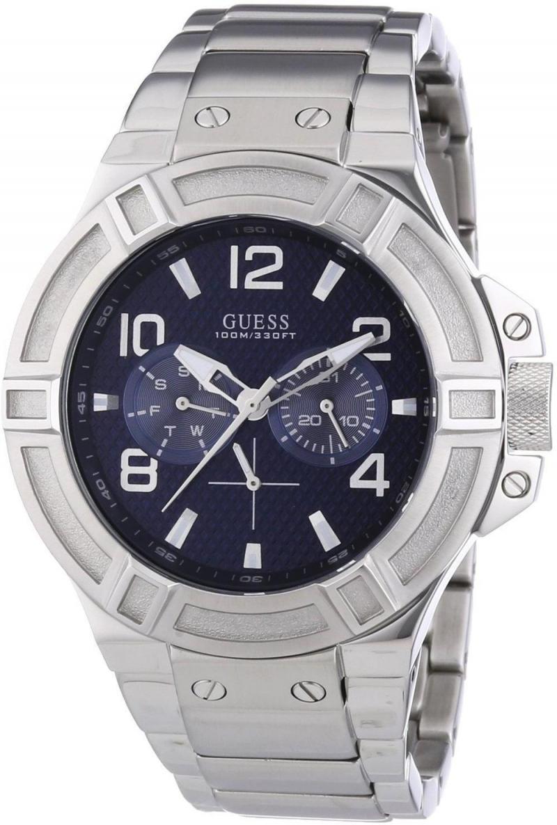 Купити чоловічий наручний годинник Guess W0218G2 e022fd3aed730