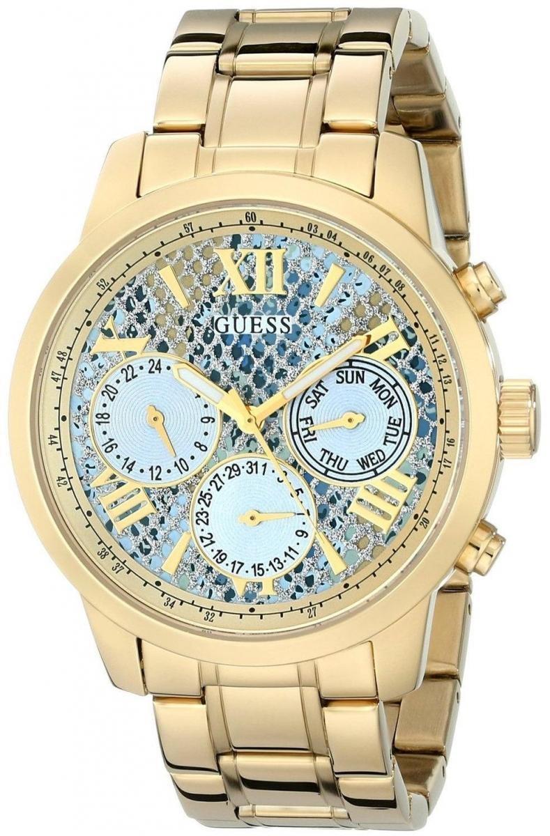 ... Часы Guess W0330L13 - купить женские наручные часы. Цена на fashion . c5bdead99ca42