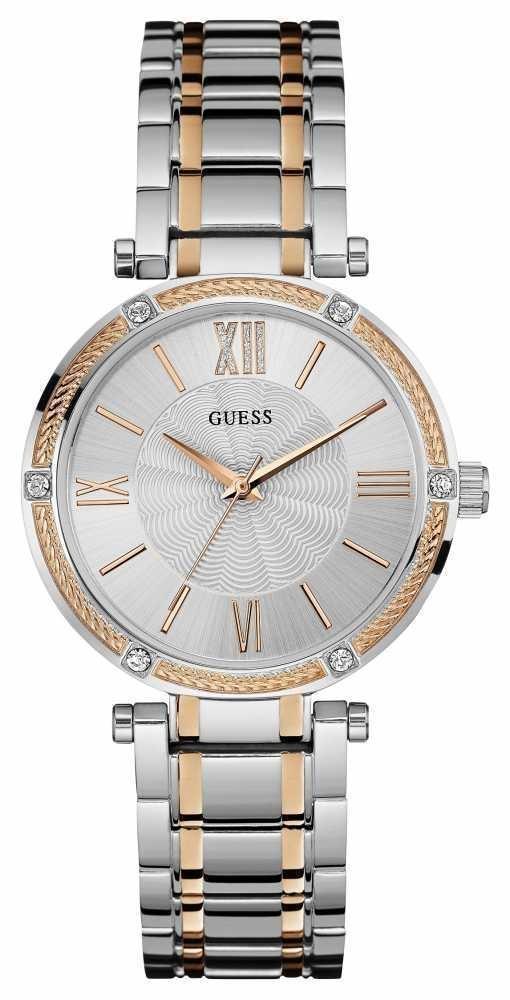 ed91efa0 Guess W0636L1. PrevNext. Интернет-магазин часов Женские часы Guess Dress  Steel
