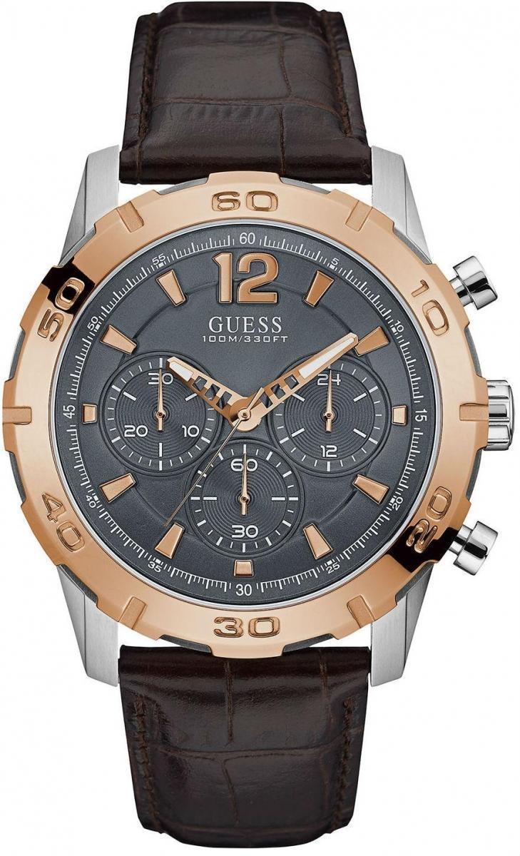 Купити чоловічий наручний годинник Guess W0864G1 0bdc853012502