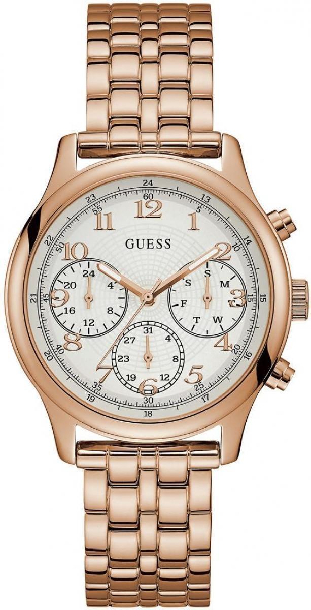 45b7a0bcc673 Часы Guess W1018L3 - купить женские наручные часы. Цена на fashion ...