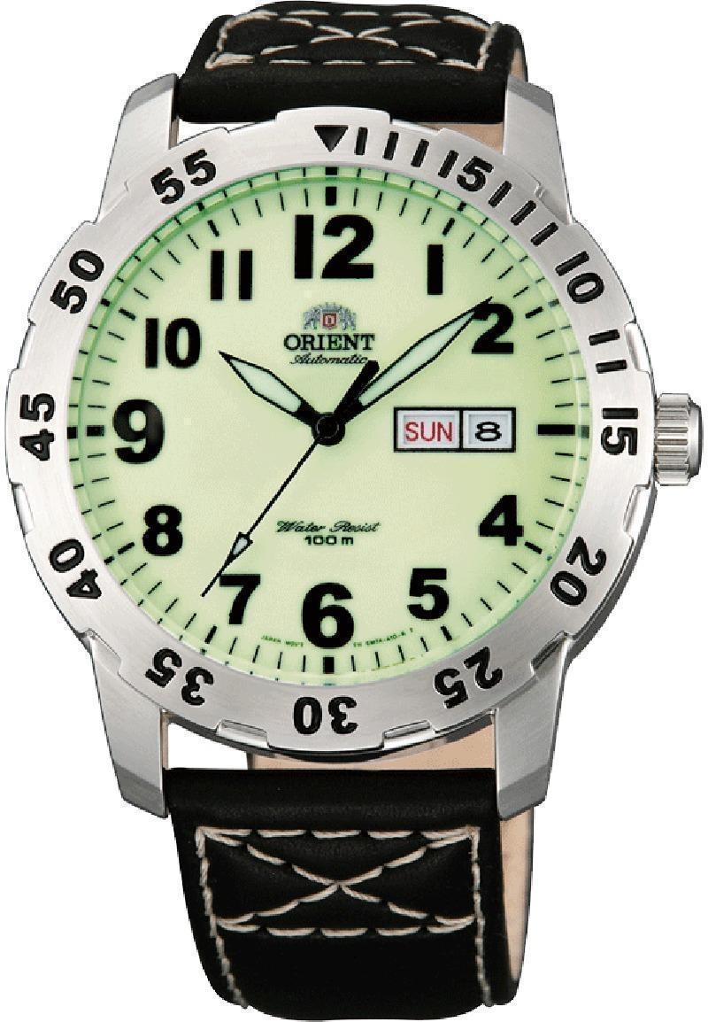 Часы Orient FEM7A008R9 - купить мужские наручные часы. Цена на ... 033ea1abe4da9