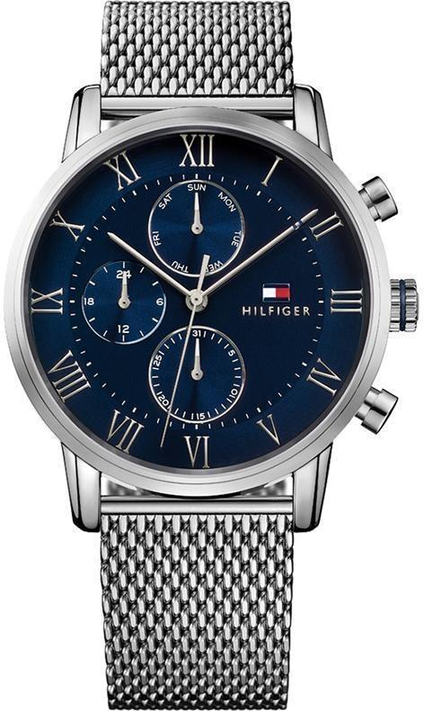 Часы Tommy Hilfiger 1791398 - купить мужские наручные часы. Цена на ... 4941081d431da