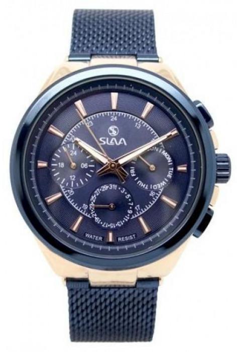 Купити чоловічий наручний годинник Slava SL10228IPBLr 69800bd9735d5