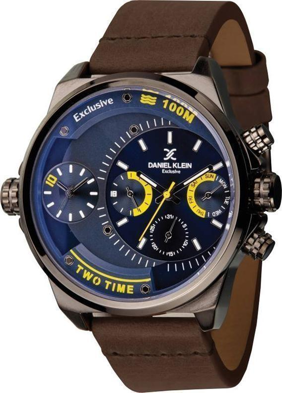 3486f66f Часы Daniel Klein DK11363-5 - купить мужские наручные часы. Цена на ...