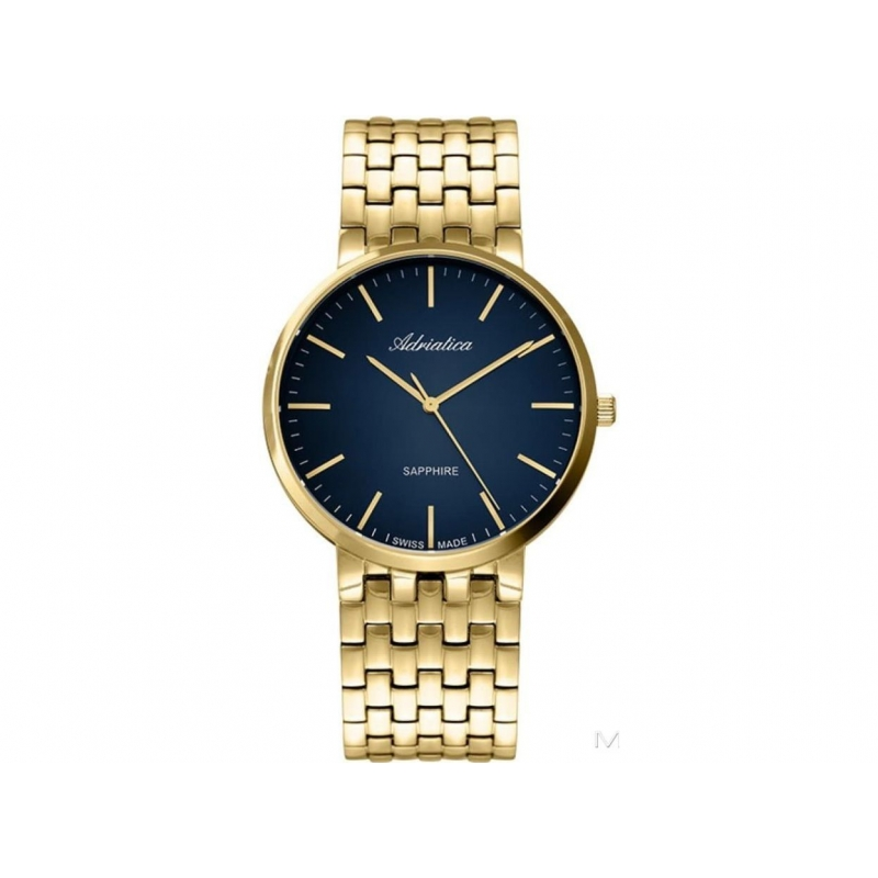 cc1e1216 Часы Adriatica ADR 1281 1115Q - купить мужские наручные часы. Цена ...