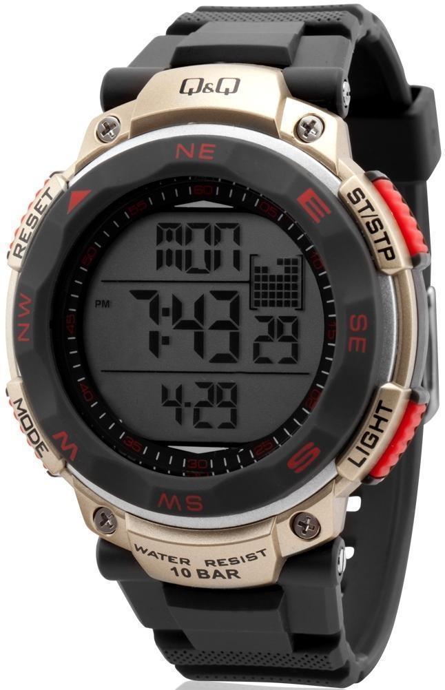 c315a3e1 Часы Q&Q M124J004Y - купить мужские наручные часы. Цена на японские ...