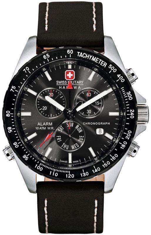 Часы Swiss Military Hanowa 06-4007 04 007 - купить мужские наручные ... 9444c15e08791
