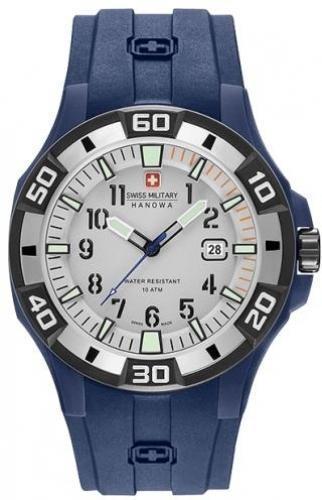 Часы Swiss Military Hanowa 06-4292 23 009 03 - купить мужские наручные часы.  Цена на швейцарские часы Swiss Military Hanowa 06-4292 23 009 03 в Киеве bb9e0d911f713